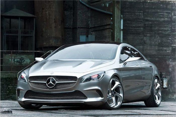 Concept Style Coupe новый концепт от Mercedes-Benz (30 фото+видео)