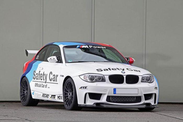 BMW 1M Coupe подверглась глобальным доработкам в Tuningwerk (15 фото)
