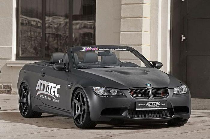 BMW M3 Cabriolet от ателье ATT-TEC (13 фото)