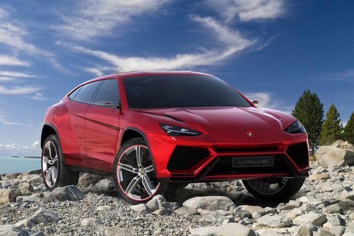 Компания Lamborghini показала первые фото внедорожника Urus (16 фото+видео)