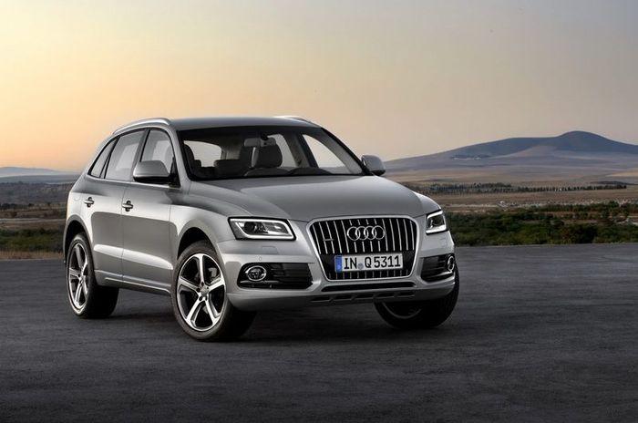 Audi Q3 получил несколько обновлений (6 фото)