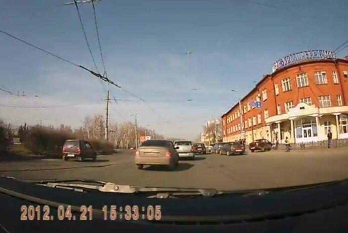 Авария дня часть 544 (фото+видео)