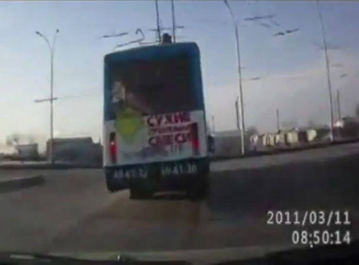 Авария дня часть 546 (фото+видео)