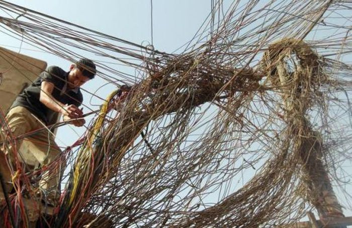 Суровые будни работников ЖКХ (30 фото)