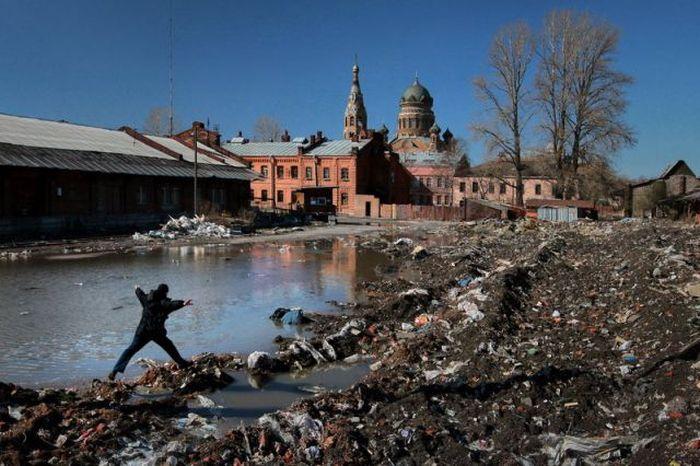 Такое возможно только в России. Часть 5. (59 фото)