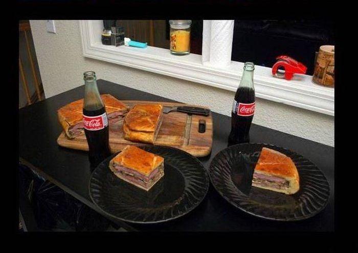 Бутерброд мечты.. (10 фото)