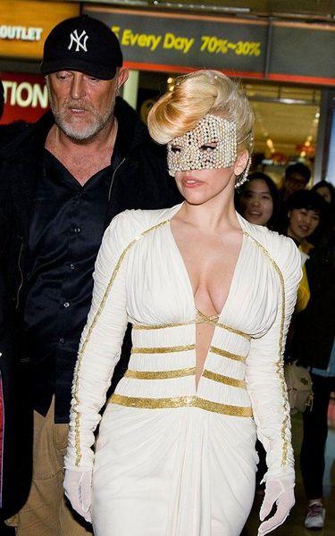Гага в Сеуле (4 фото)