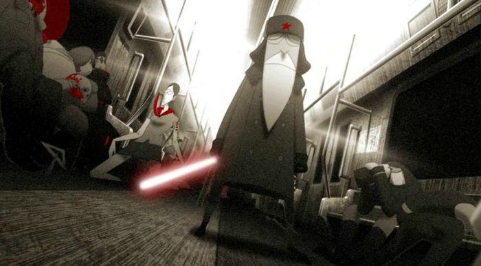 Метровойны, или о правилах поведения в метро (видео)