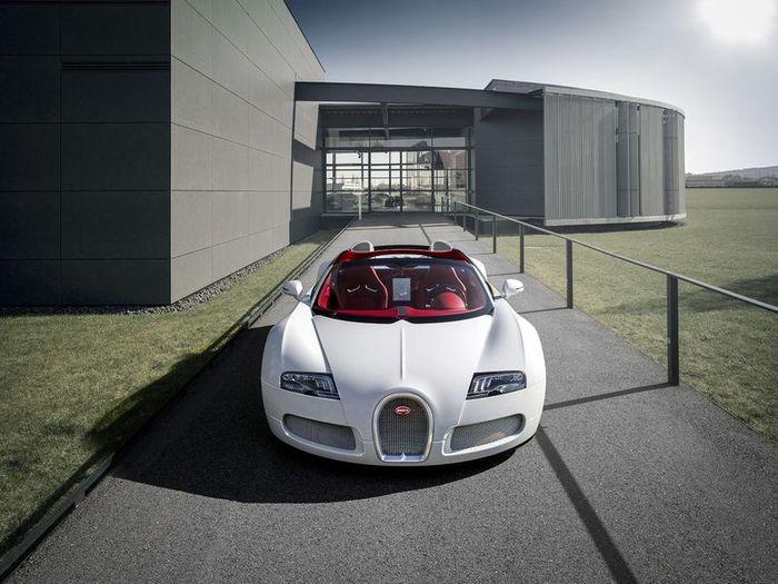 Компания Bugatti представила новую модель Wei Long 2012 (10 фото)