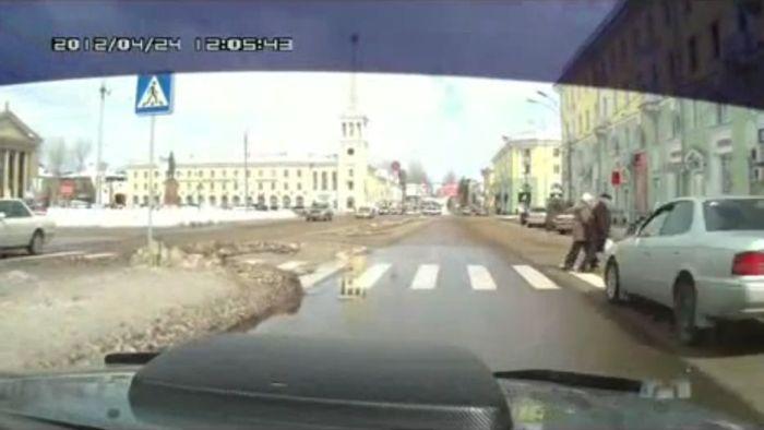 Авария дня часть 550 (фото+видео)