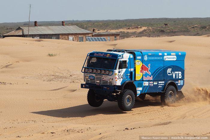 Золото Кагана - 2012. Три пустынных дня. Часть 2 (42 фото)