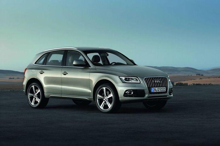 Audi Q5 обновился и обзавелся новыми моторами (60 фото+2 видео)