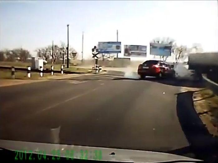 Авария дня часть 552 (фото+видео)