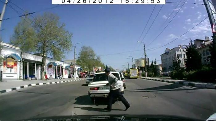 Авария дня часть 553 (фото+видео)