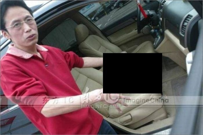 В китайской машине реально страшно ездить! (11 фото)