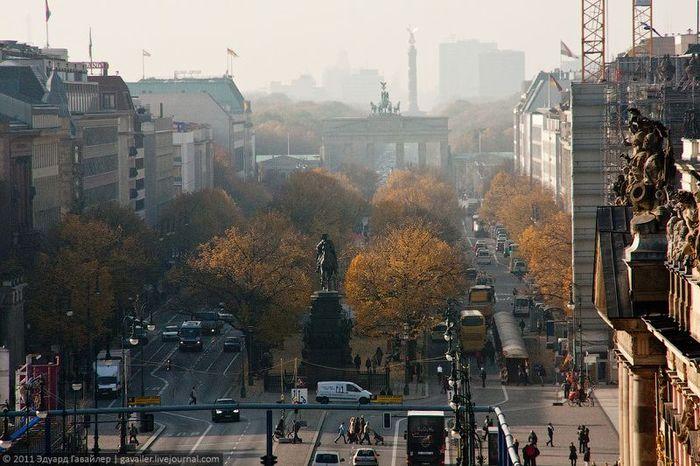 Смотровые площадки Берлина (26 фото)