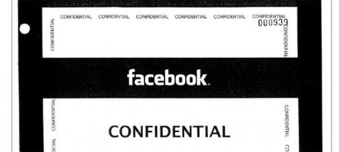 По запросу полиции Facebook выдал досье на пользователя (2 фото + флешка)