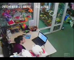 Ограбление питерского магазина