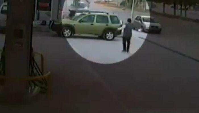 Авария дня часть 555 (фото+видео)