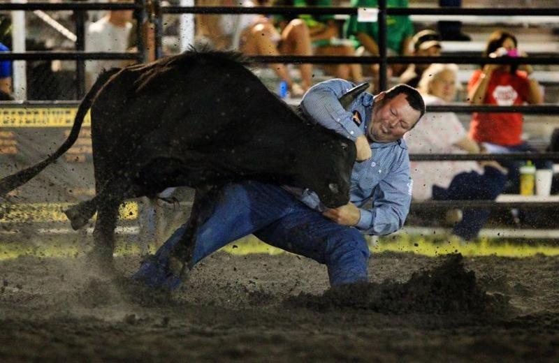 Родео South Florida Rodeo (28