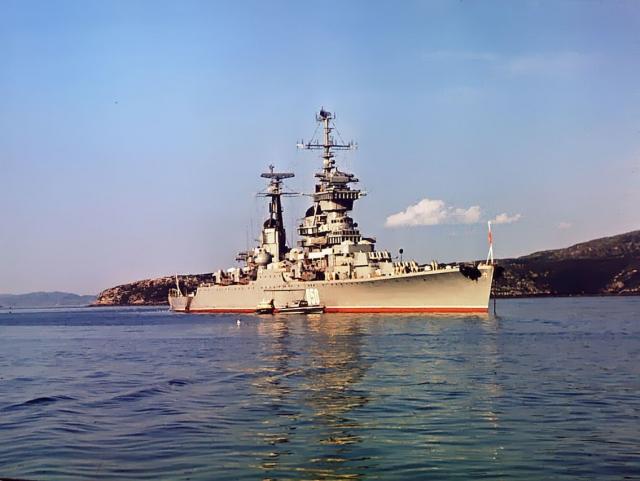 норвегия, крейсер, мурманск