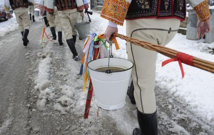 словакия, праздник весны, пасха