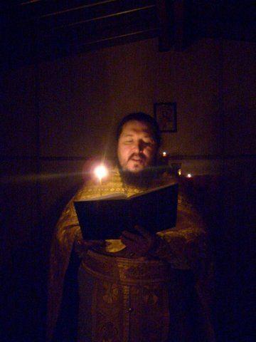 храм, служба, молитва