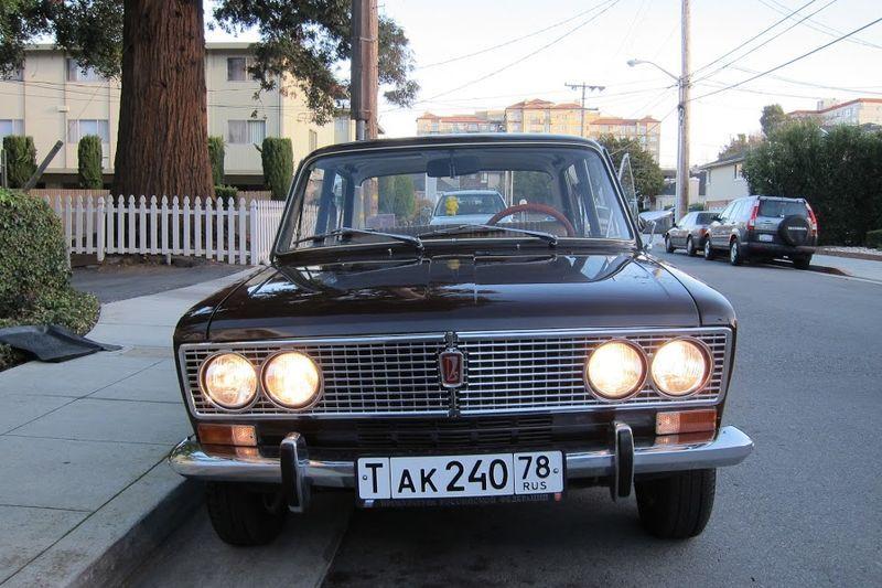 Российские автомобили в сша фото