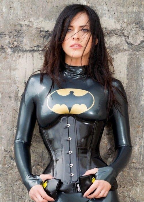 Новые фото бетмен, девушка, костюм кошки, супергерой