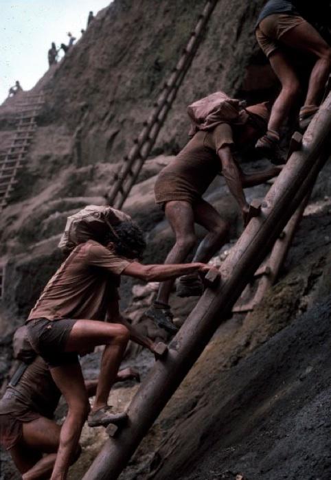 Serra Pelada en Brasil 5