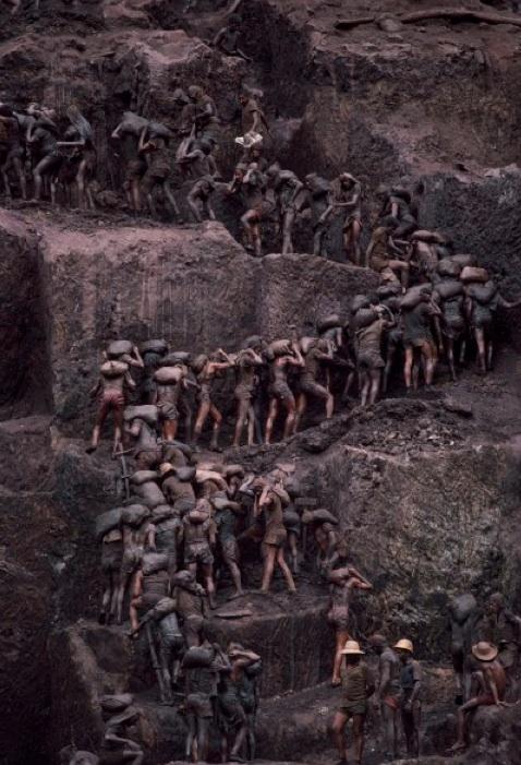 Serra Pelada en Brasil 7