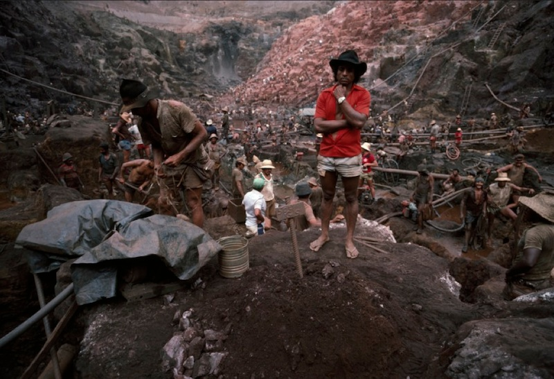 Serra Pelada en Brasil 14