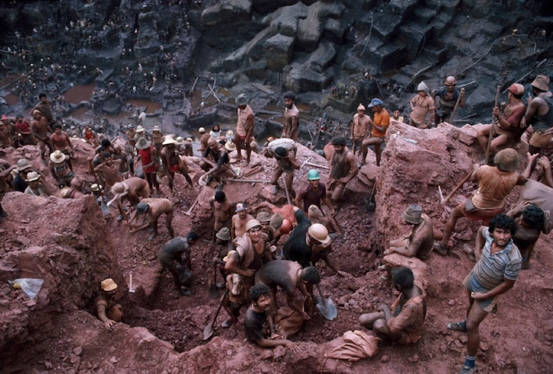 Serra Pelada en Brasil 19