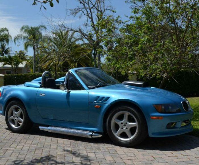 mazda mx-5, найдено на ebay, продажа авто, bmw z3