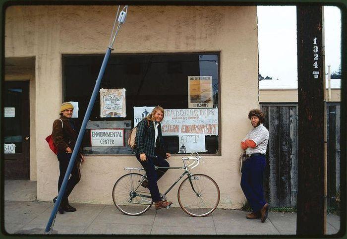 выставка, американцы, 70-е