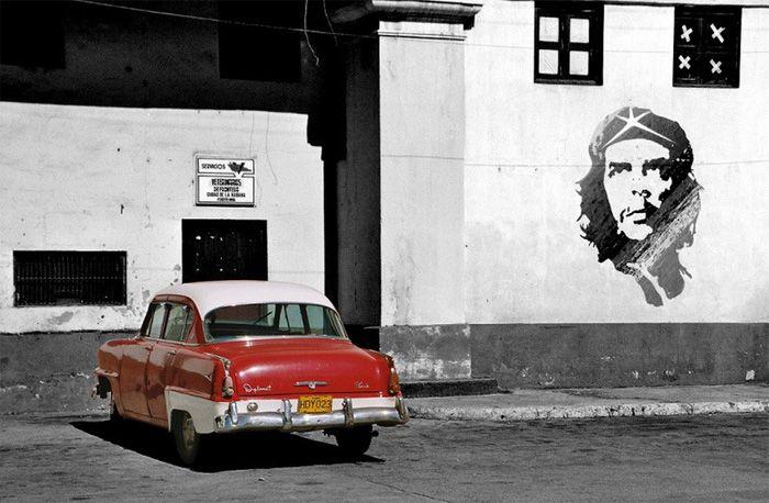 куба, ретро автомобили, классика, авто, путешествия, старинные автомобили