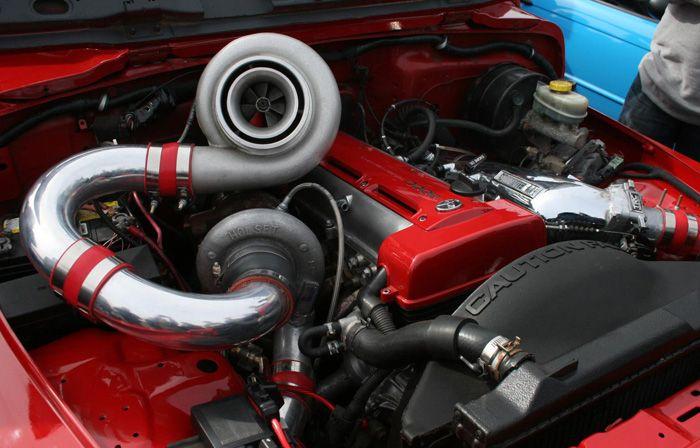 авто, подборка, турбо, turbo, двигатели, тюнинг
