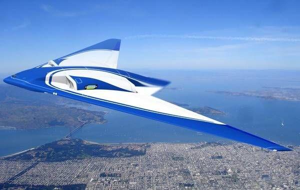 Самолеты будущего из России (9 фото)