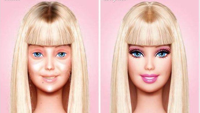 звезды, макияж, девушки