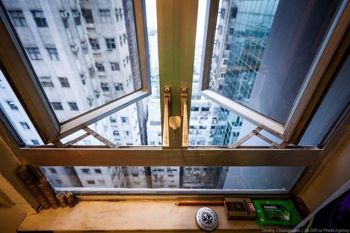 гонконг, квартира, социальное жилье