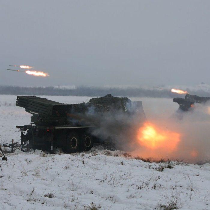 Огневая мощь России