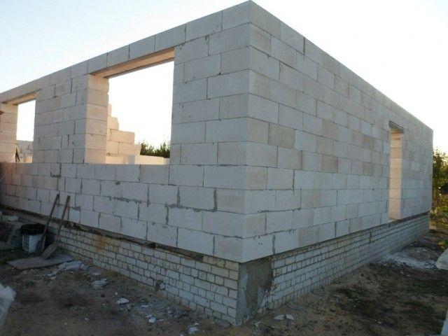 дом, котедж, строительство