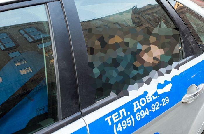 авто, полиция, спит в машине
