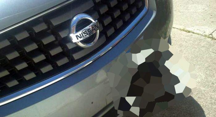 авто авария, авто, nissan, ipad