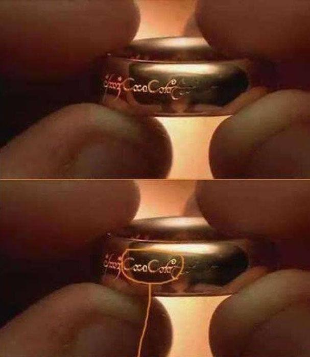 Фото прикол властелин колец, кока-кола, логотип