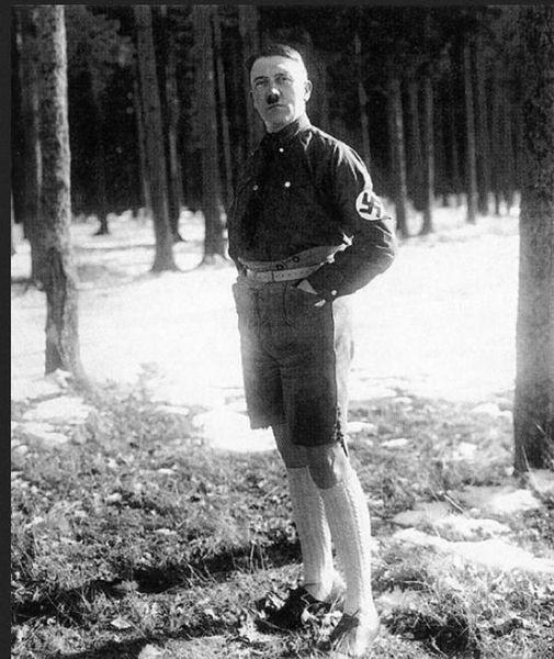 Редкие фото Гитлера (61 фото) » Интернет-блог о неопознанном
