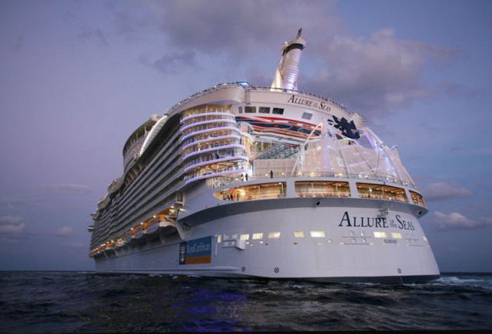 лайнер, круиз, судно, экскурсия
