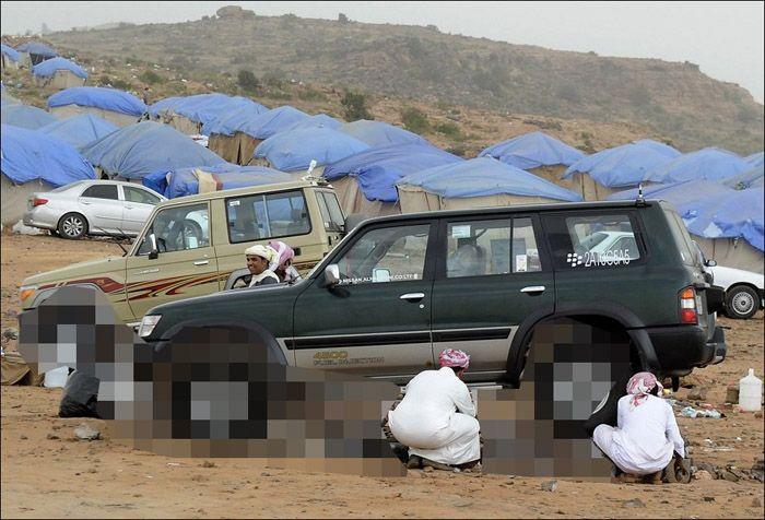 авто, арабы, камни, арабы на машине,