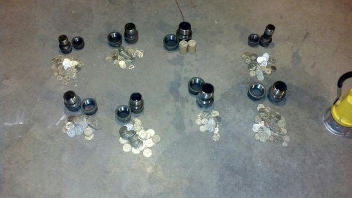 находка, деньги, клад, сокровища,