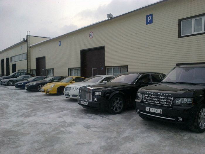 авто, коллекция, крутой гараж, республика коми
